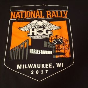 Men's Harley-Davidson 2017 Rally T-Shirt - 2XL